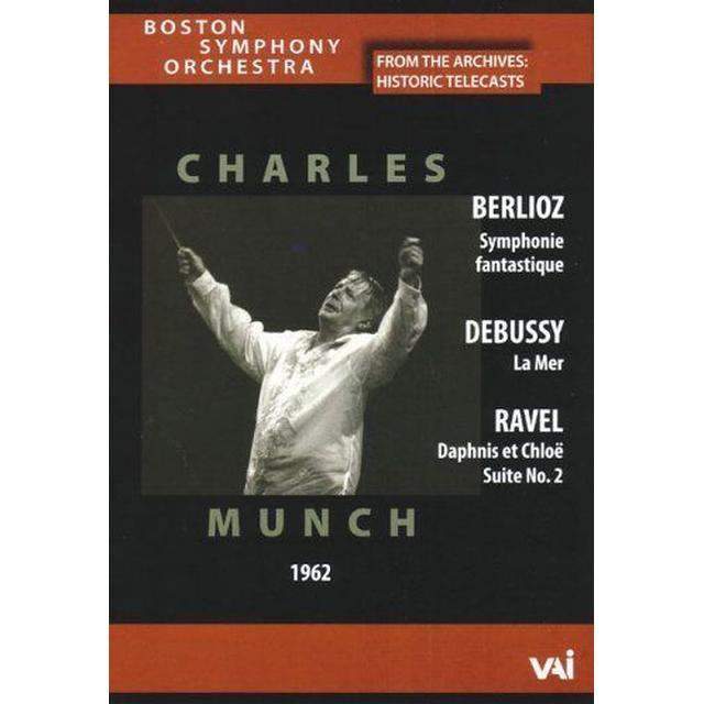 Berlioz/Debussy/Ravel - Symphonie Fantastique/La Mer [DVD] [2005] [US Import]
